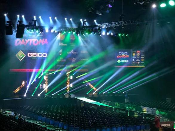 event festival lighting